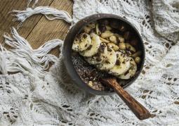 Handmade kokosová miska