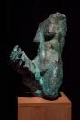 Bronzová socha MOŘE