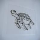 Grafika Želva