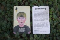 OPI - Hrací karty Černý Petr